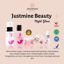 Skincare Bikin Glowing Justmine Beauty